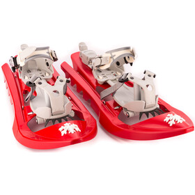 INOOK Freestep Raquettes à neige avec sac, red
